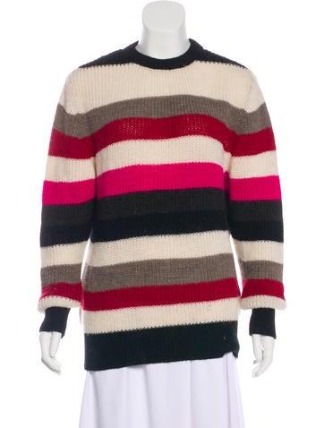 Iro 2016 Solal Striped Sweater None