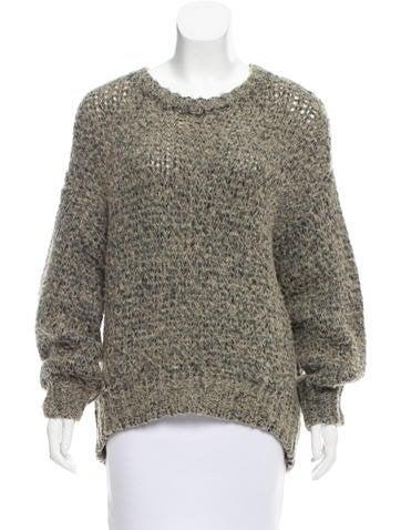 Iro Sia Wool-Blend Sweater w/ Tags None
