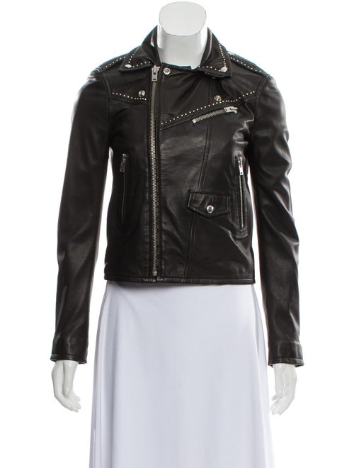 Blondie Leather Jacket by Iro