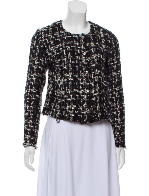 Tweed Pattern Evening Jacket by Iro