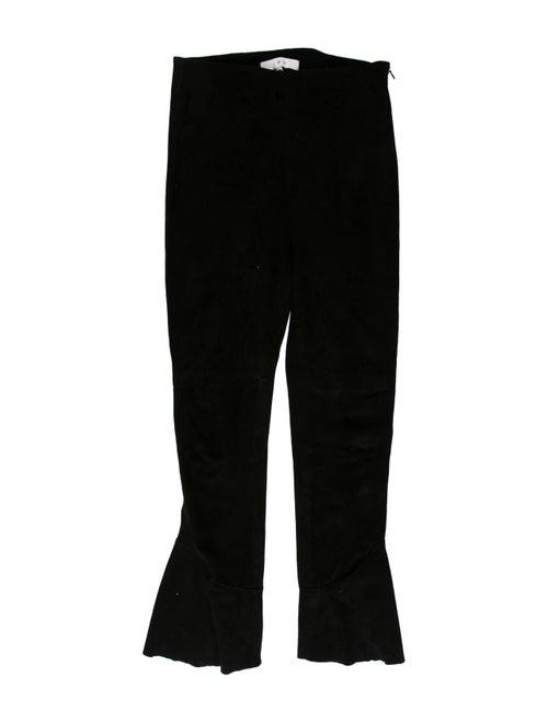 Iro Flared Pants Black