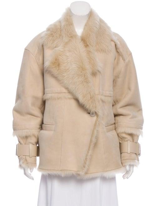 Iro Shearling Fur Jacket