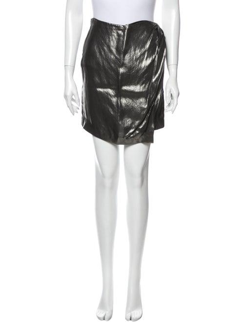 Iro Mini Skirt Gold