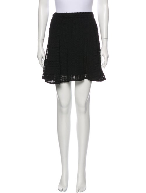 Iro Mini Skirt Black