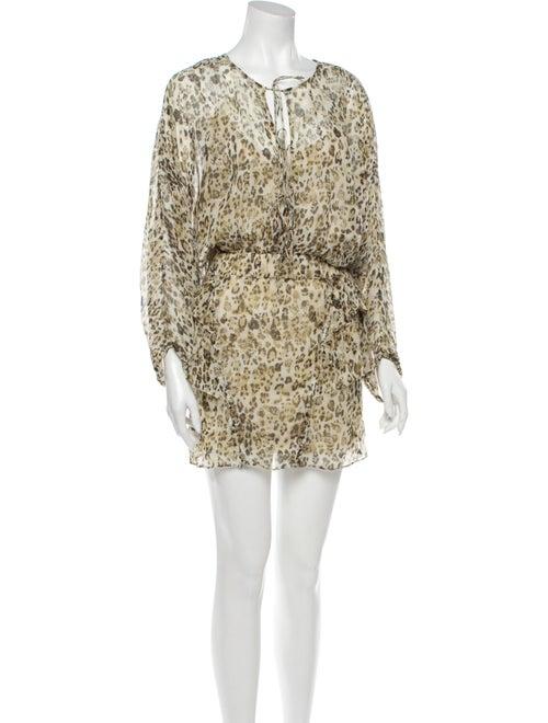 Iro 2019 Mini Dress w/ Tags