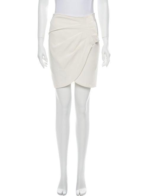 Iro Mini Skirt White