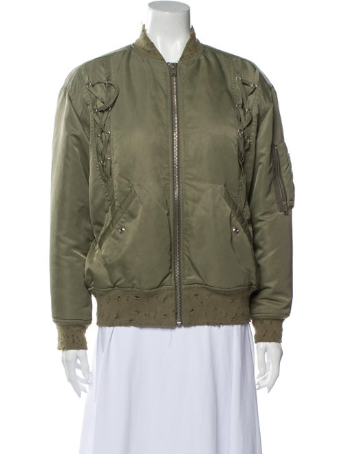 Iro Bomber Jacket Green