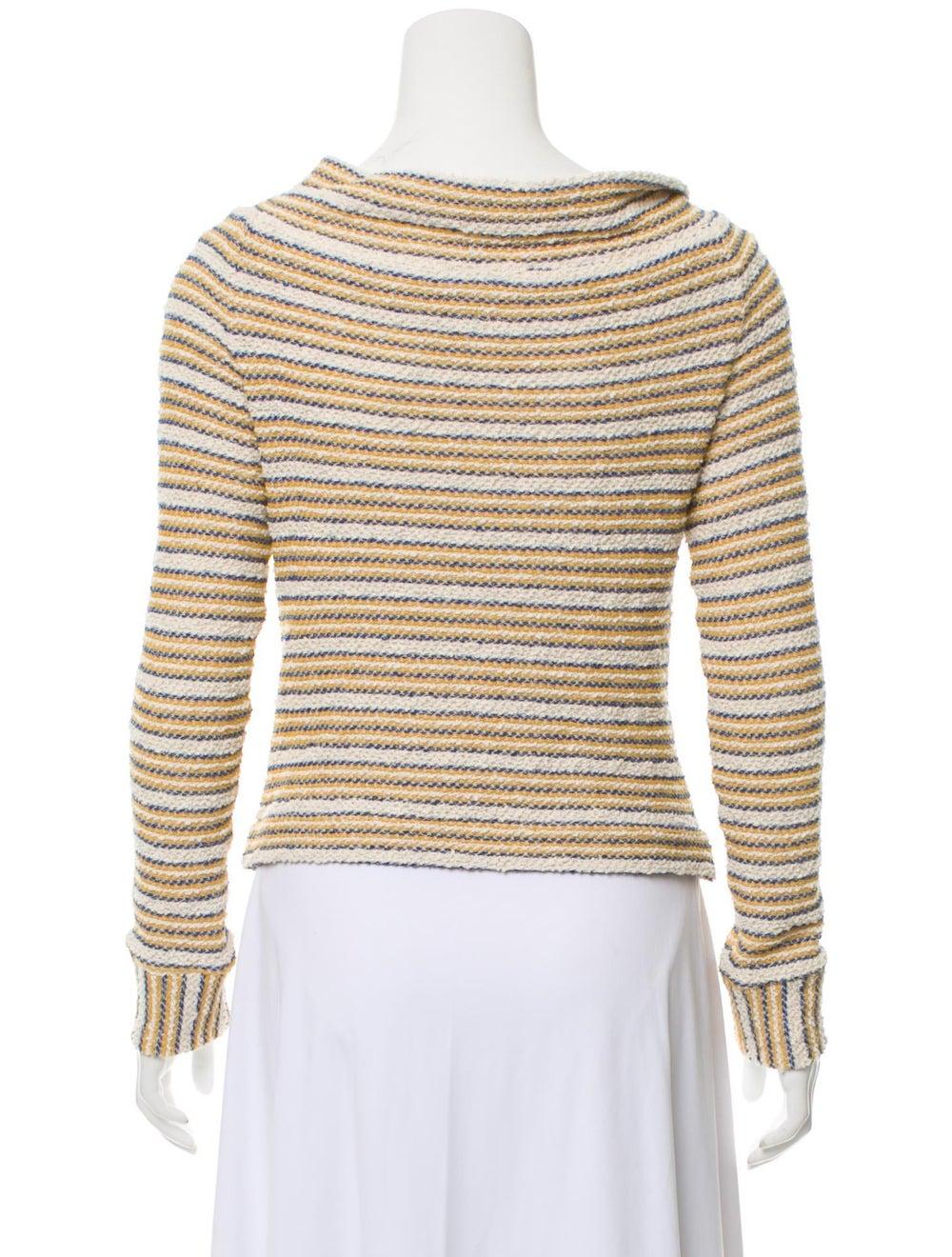Iro Striped Tweed Jacket - image 3