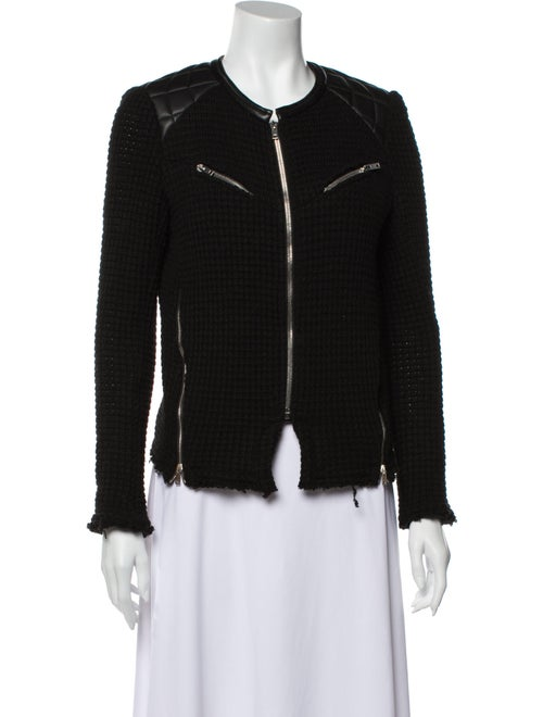 Iro Evening Jacket Black