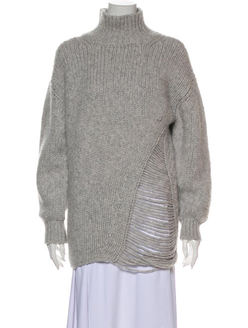 Iro Wool Mock Neck Sweater Wool