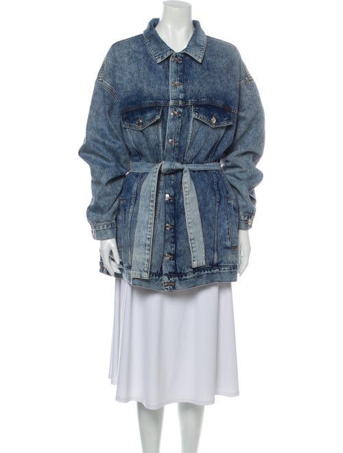 Iro Denim Jacket Denim