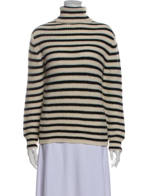 Iro Striped Turtleneck Sweater