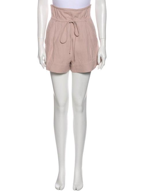 Iro Mini Shorts Pink