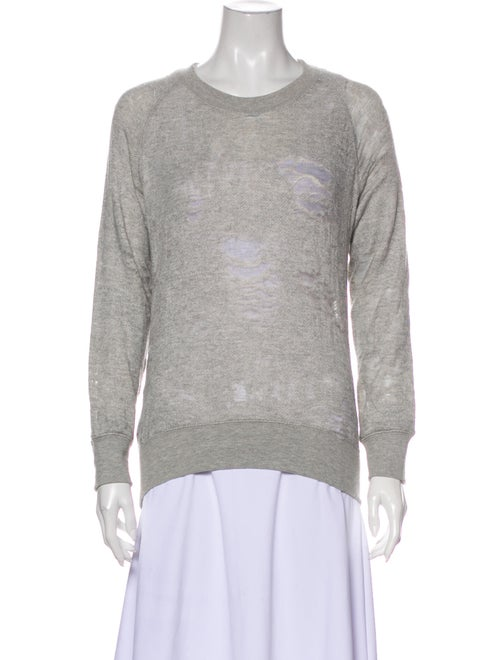 Iro nona Crew Neck Sweatshirt Grey