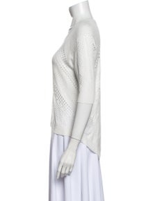 Iro V-Neck Short Sleeve Top