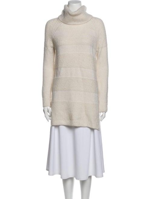 Intermix Wool Turtleneck Sweater Wool