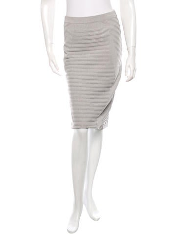 Jonathan Simkhai Knit Midi Skirt