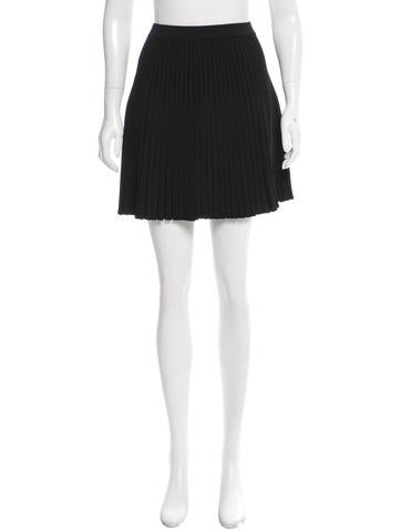 Jonathan Simkhai Rib Knit Mini Skirt w/ Tags None