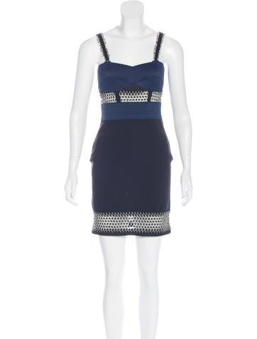 Jonathan Simkhai Sleeveless Mini Dress w/ Tags None