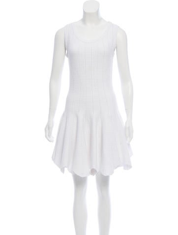 Jonathan Simkhai Flared Knit Dress w/ Tags None