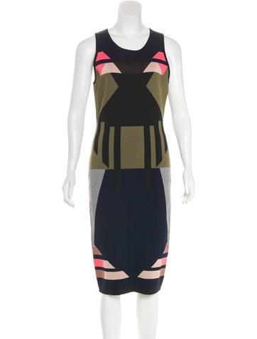 Jonathan Simkhai Knit Midi Dress w/ Tags None