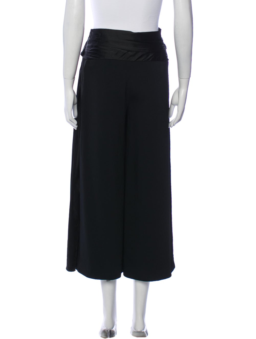 Jonathan Simkhai Wide Leg Pants Black - image 3