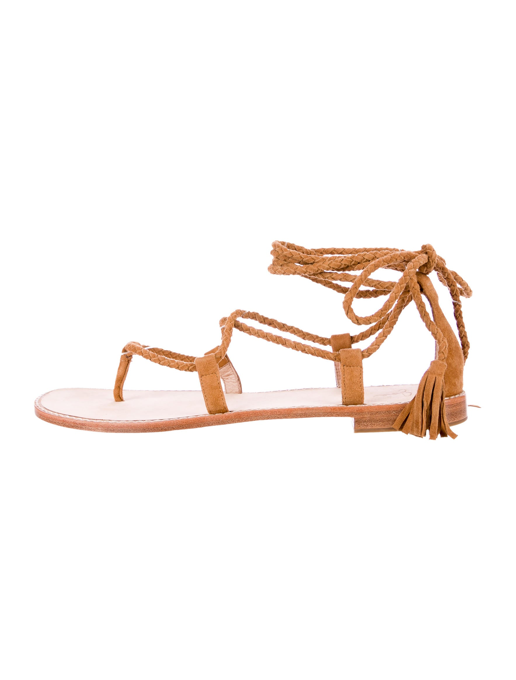 Joie Bailee Suede Sandals w/ Tags buy cheap how much latest collections sale online real sale online great deals for sale free shipping amazing price AEcgxgoh