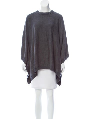 Joie Knit Oversize Poncho None