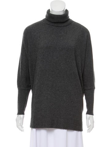 Joie Wool Loose-Knit Sweater None