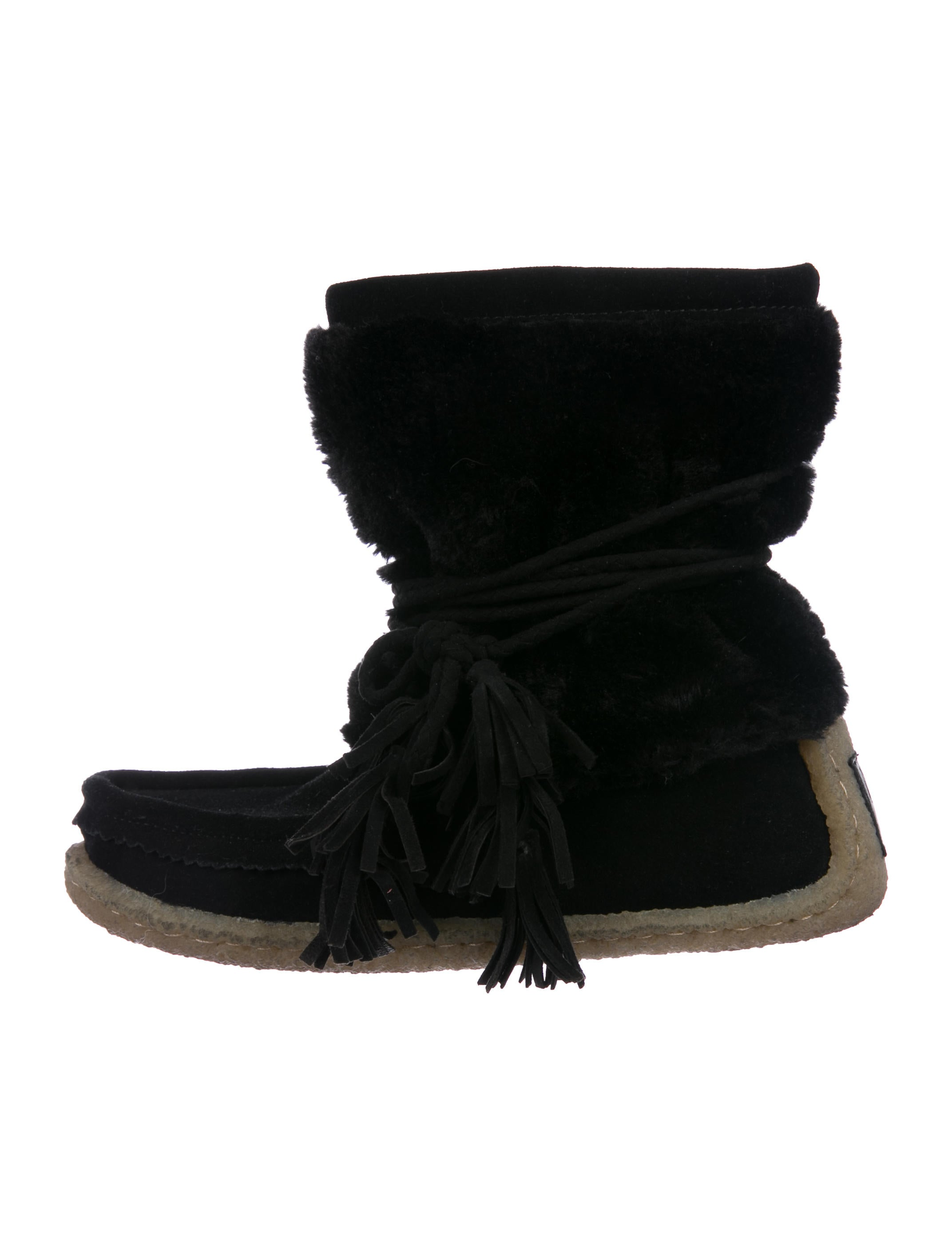Joie Alabama Suede and Faux Fur Ankle Boots free shipping fashion Style tumblr online sale very cheap clearance huge surprise best deals Zc18Bqk
