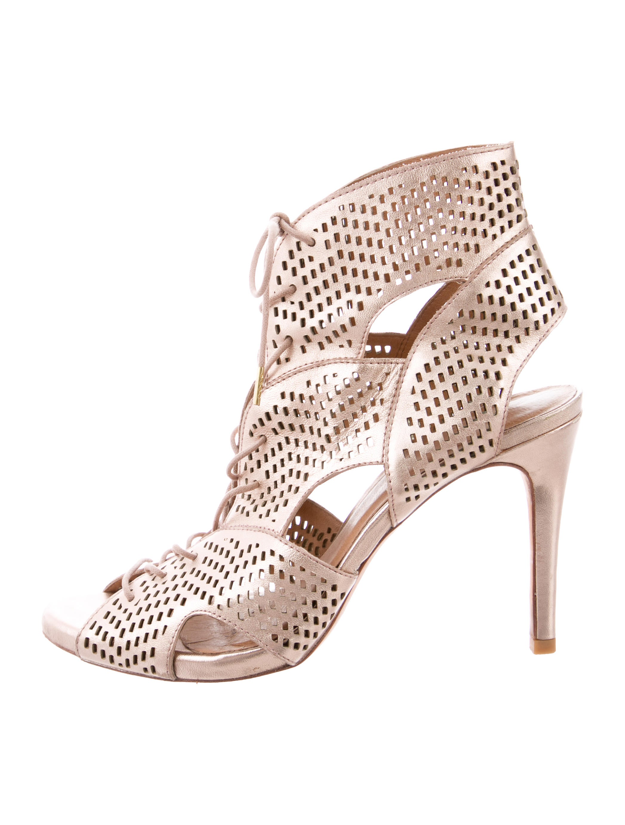 Joie Perforated Leather Sandals best place cheap online outlet cheap price free shipping outlet locations free shipping fashion Style gFrAjZ867