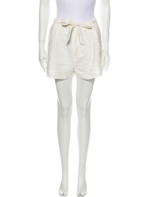 Joie Linen Mini Shorts