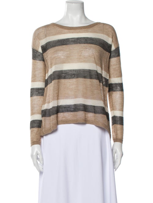 Joie Alpaca Striped Sweater