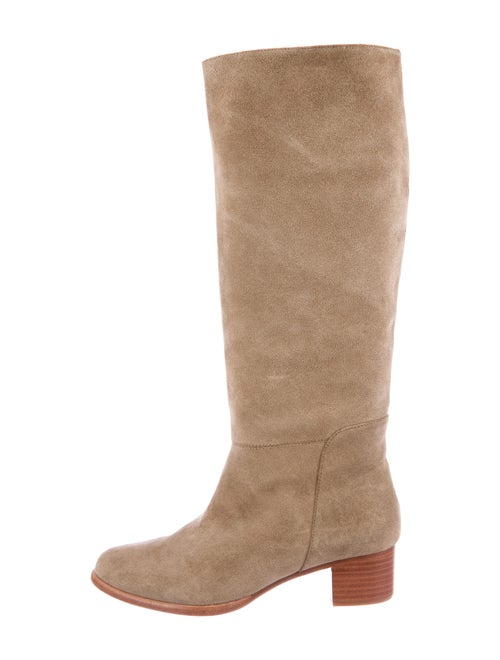 Joie Suede Riding Boots