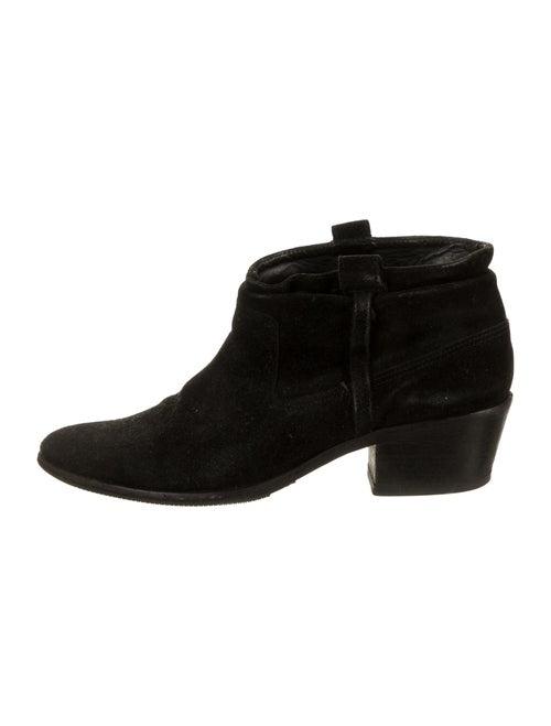 Joie Suede Boots Black