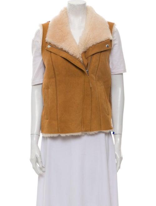 Joie Merino Wool Vest Wool