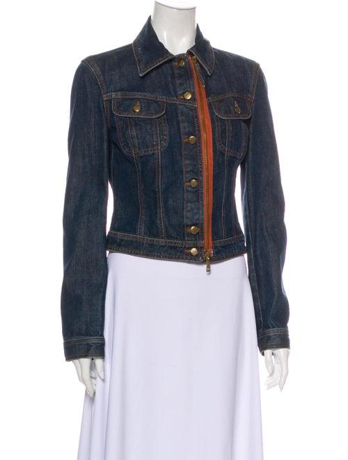 JPG Jeans Vintage Denim Jacket Denim