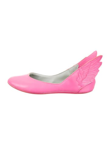 Jeremy Scott for Adidas Winged Flats