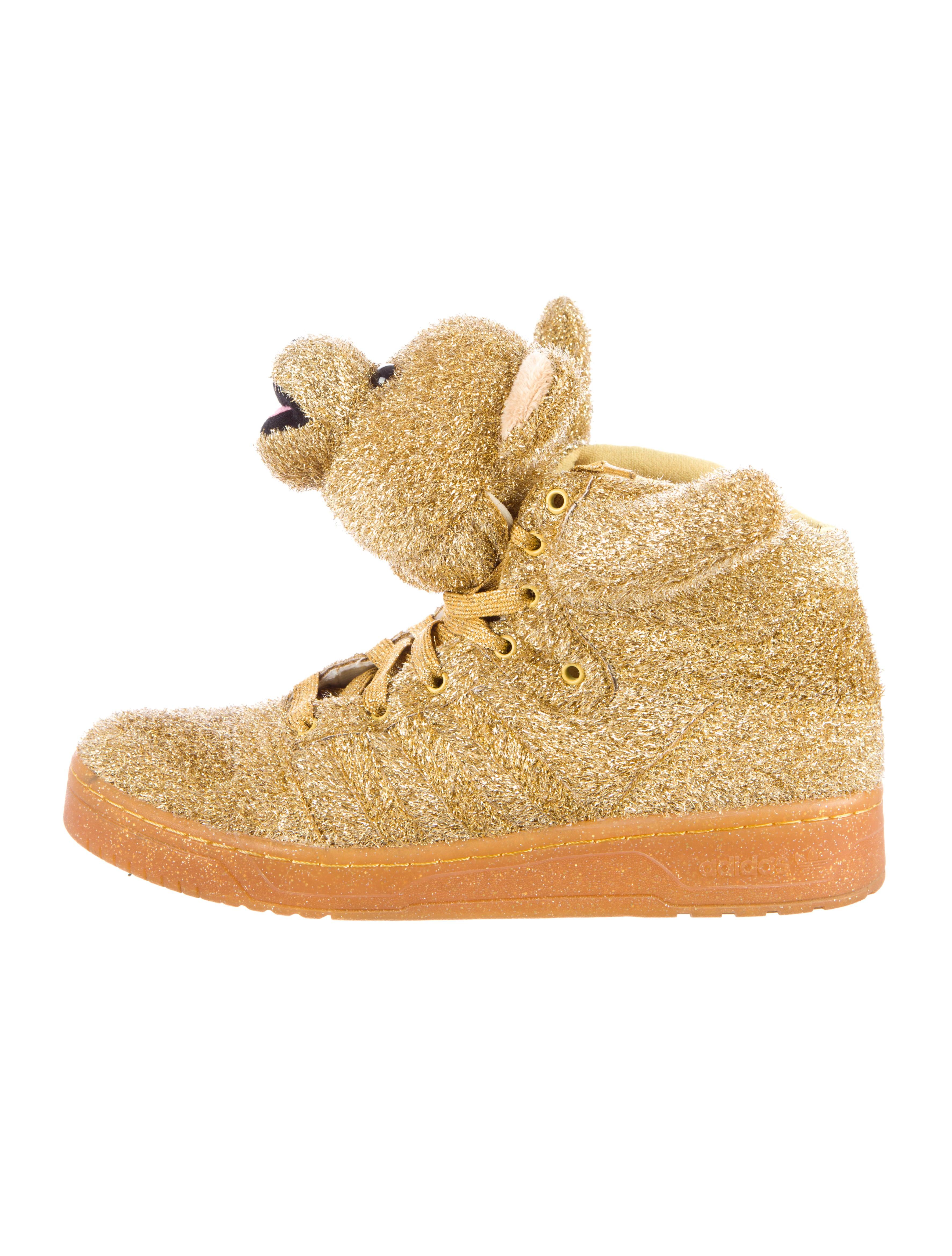jeremy scott x adidas tinsel orso scarpe wja20062 le scarpe