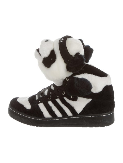 68ad8c47fe7f Jeremy Scott x Adidas JS Bear Sneakers - Shoes - WJA20463