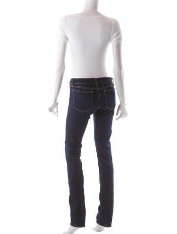 Pencil Leg Jeans