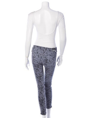 Capri Jeans w/ Tags