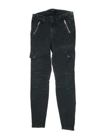 Skinny Cargo Pants