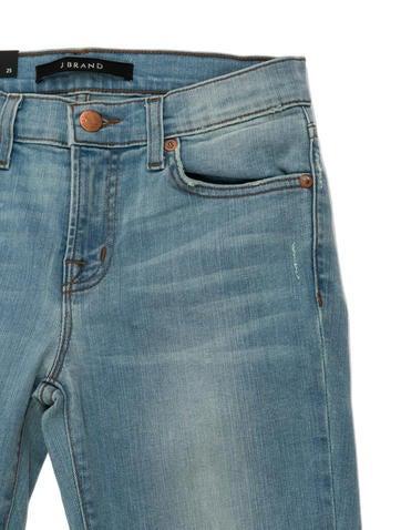 Distressed Skinny Jeans w/ Tags