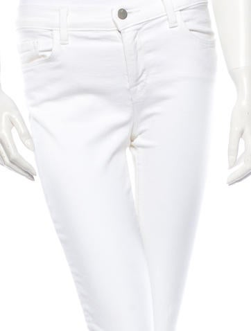 Ankle Crop Skinny Jeans