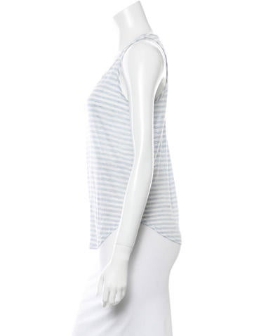 Striped Sleeveless Top w/ Tags