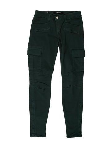 Skinny Cargo Jeans w/ Tags