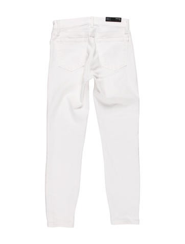 Mid-Rise Skinny Jeans w/ Tags
