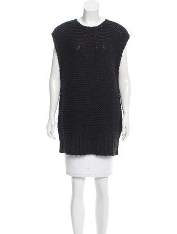 J Brand Baby Alpaca Knit Top None