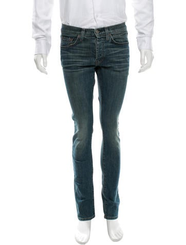 J Brand Tyler Slim-Fit Jeans None